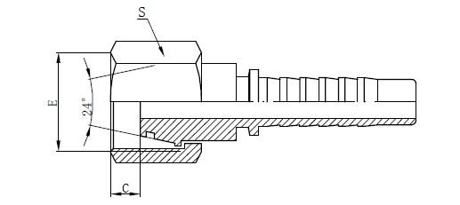 Repuestos de montaje hidráulico