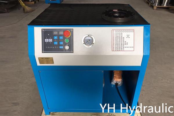 Máquina prensadora de nueces