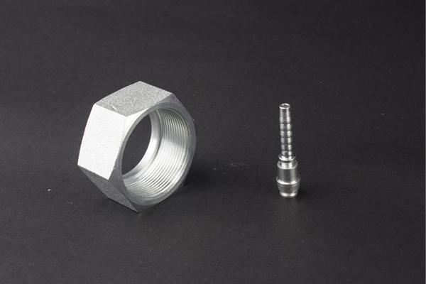 Accesorios hidráulicos de acero